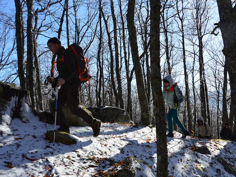 Trekking Lucano