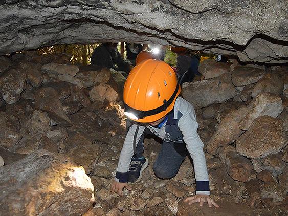 Avanguardie-speleo-campi-grotta-furchiu-