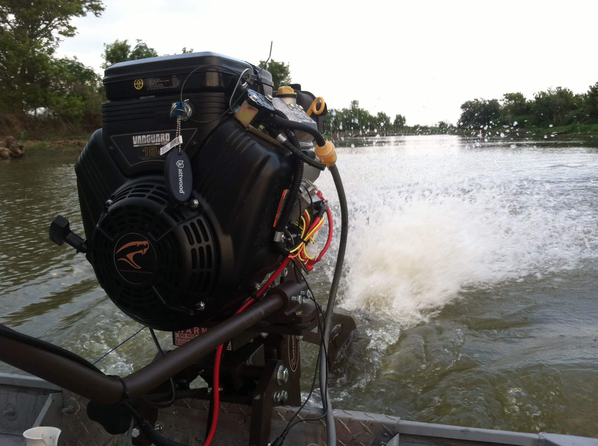 18 hp Copperhead mud motor