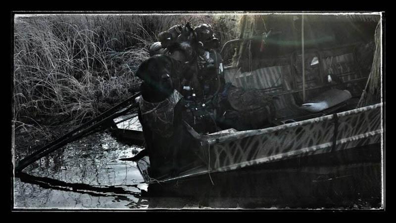 Backwater Mud Motors