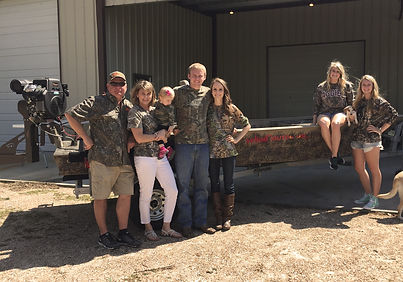 The Busselman Family - Owners of Venom Outdoor