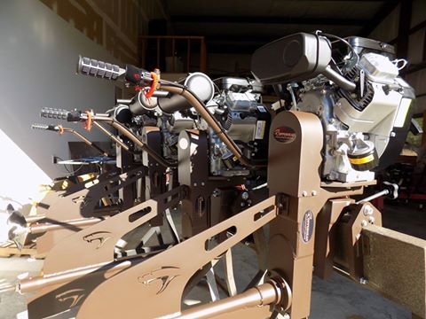 Copperhead mud motors backview