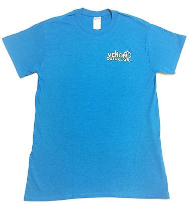 T-Shirt - Sapphire Blue