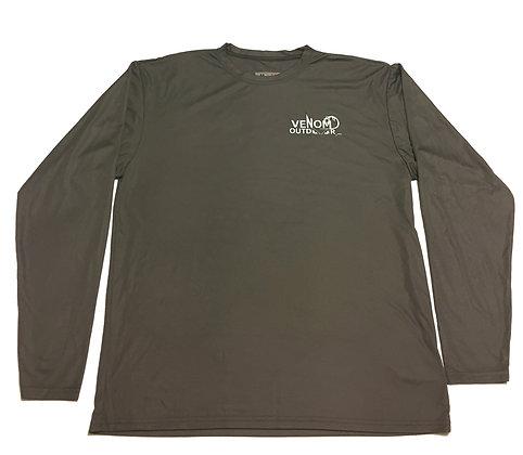 Dri-Fit Long Sleeve - Gray
