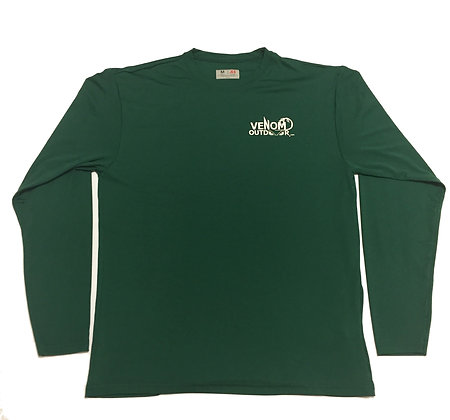 Dri-Fit Long Sleeve - Dark Green
