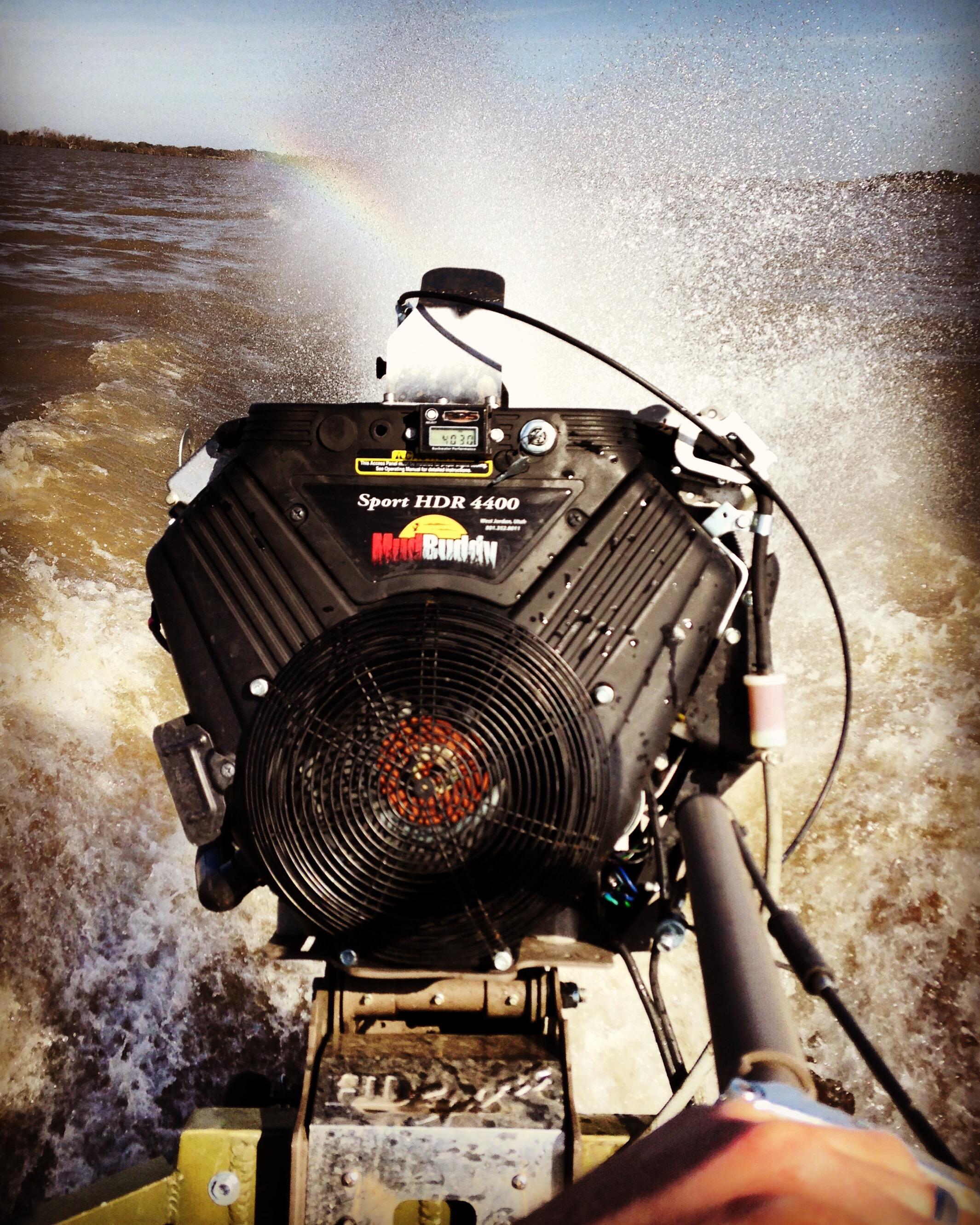 Mud Buddy 4400 mud motor