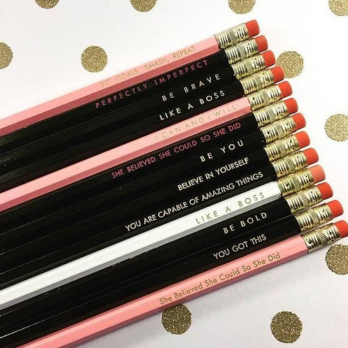 Positivity Pencils - Mixed pack