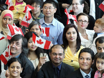 Canada - Hotbed for the globalisation of love