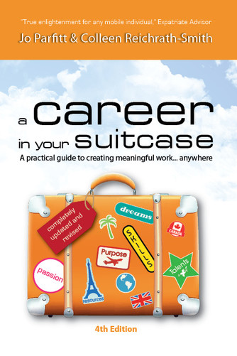 Career in your suitcase - interview with the authors!