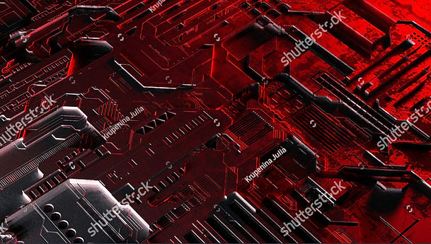 stock-photo-abstract-dark-red-metal-back