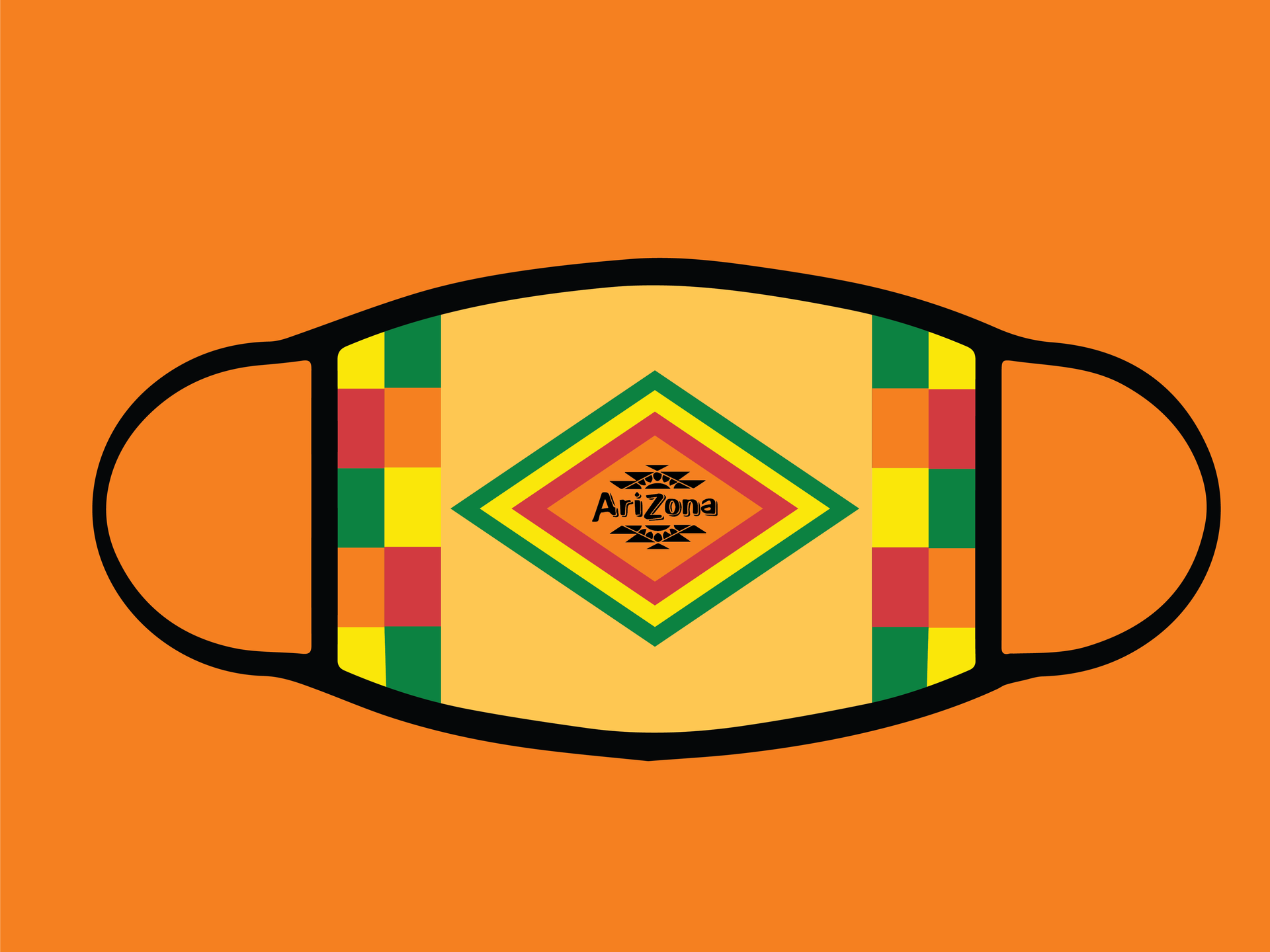 Arizona Mask