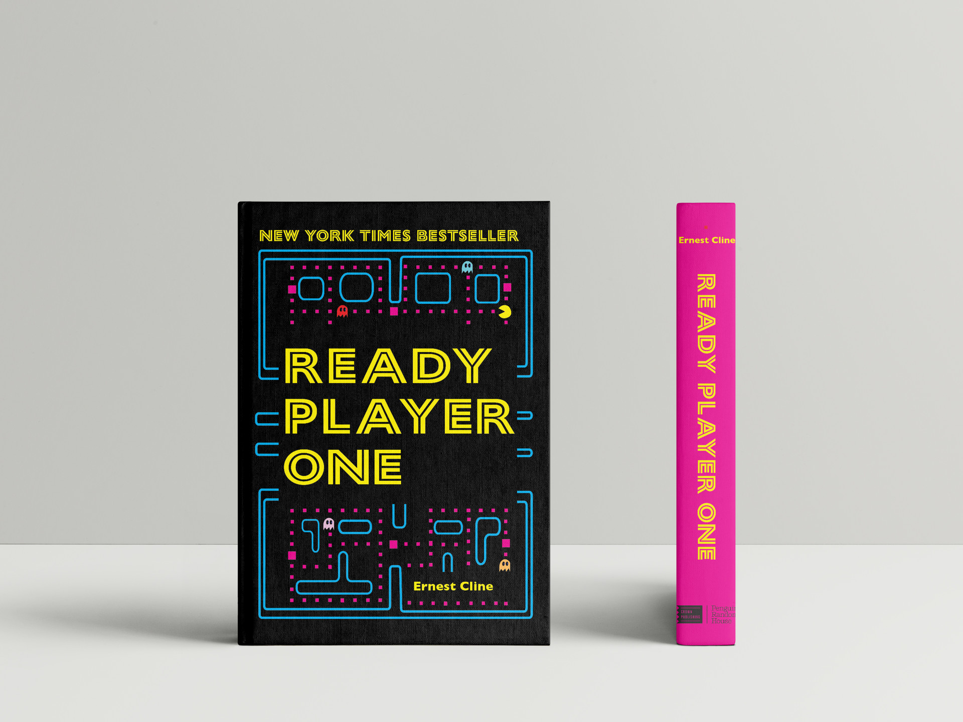 Ready Player 1 Book Cover