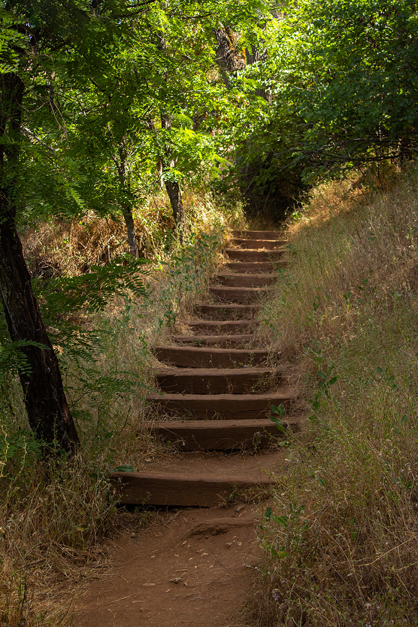 Earth Stairs