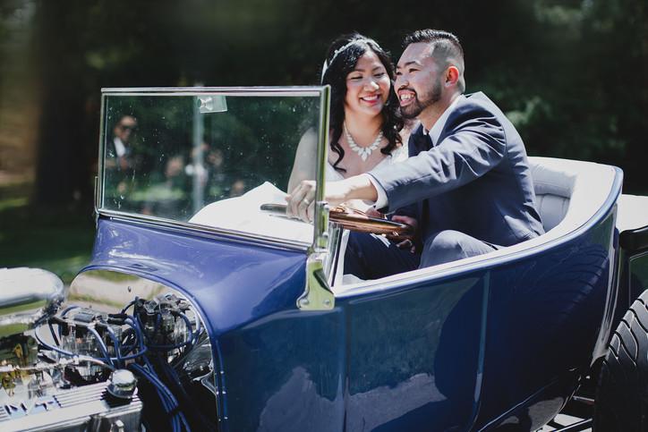RAZEL & JAMES WEDDING