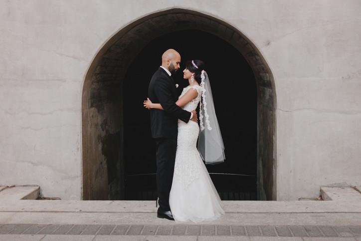 CAROLINE & AHMAD WEDDING