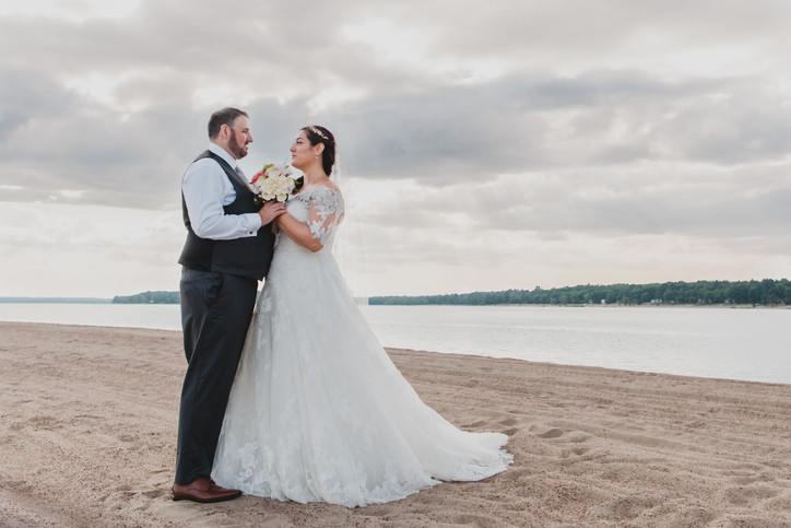 SYLVIA & DEAN WEDDING
