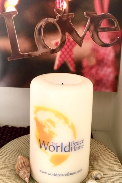 Dru World Peace Flame