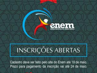 ENEM - CFCM tem excelentes médias entre as escolas da região
