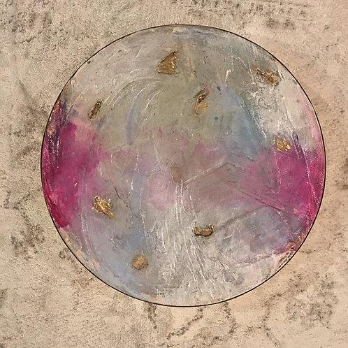 Geode Iridescent & Magenta II