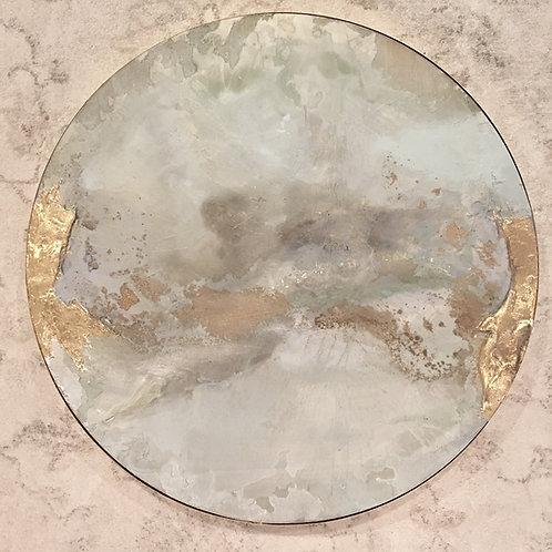 Geode Round - Verdant II