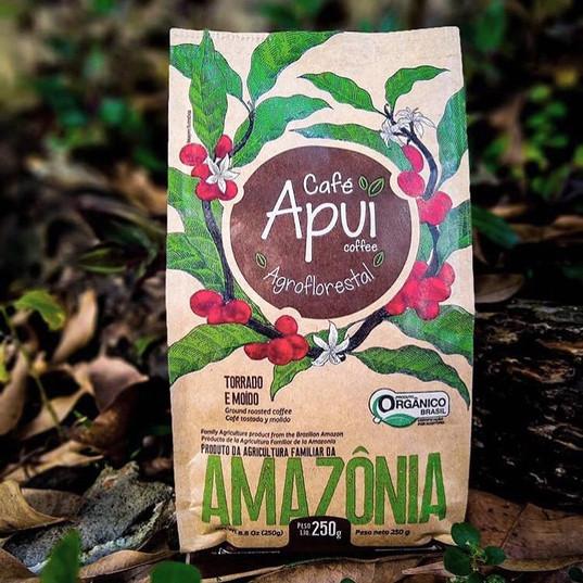 Café Apuí Orgânico