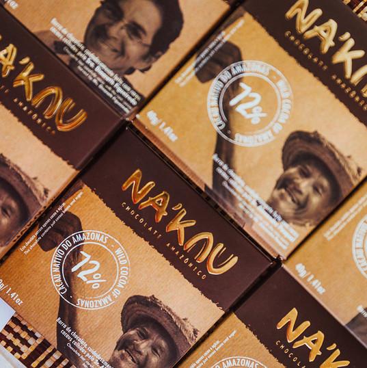 Chocolates Amazônicos