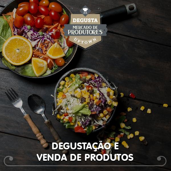 Degusta Mercado de Produtores