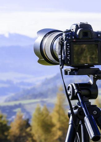 Nature Shot with camera