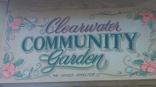 East Gateway Community Garden Shelter Donated by Moss and Associates