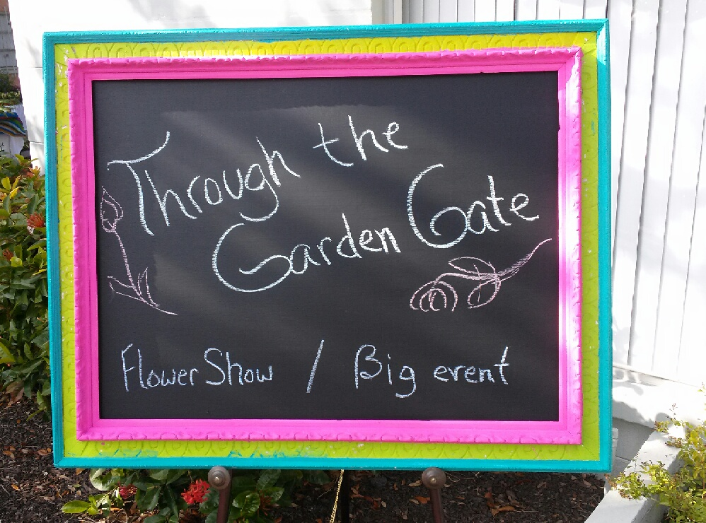 "Come ""Through the Garden Gate"""