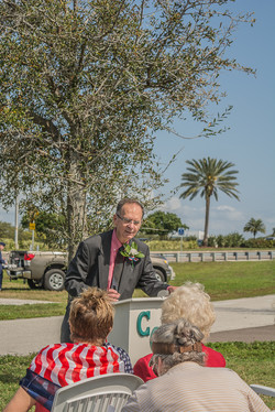 Mayor George Cretekos