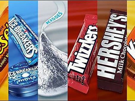 Hershey's joins GiftPax Rewards platform
