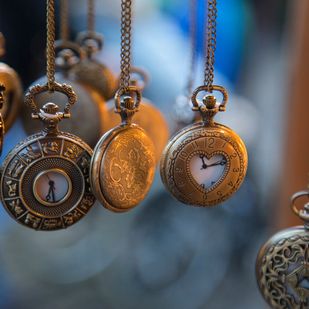 POCKET WATCHES - COPENHAGEN, DENMARK