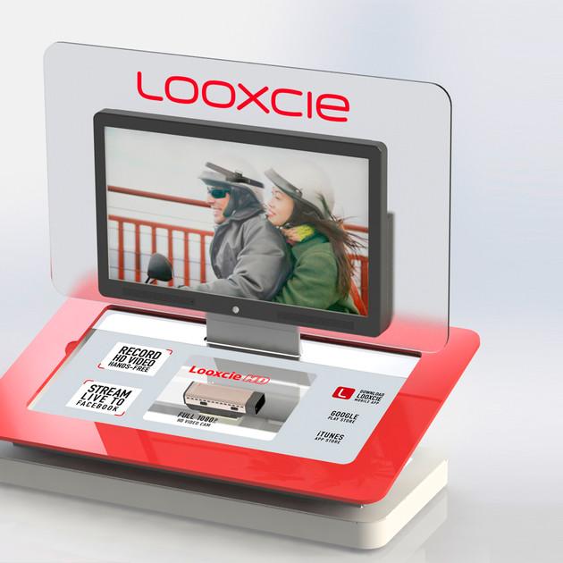 LOOXCIE HD VIDEO CAMERA POP
