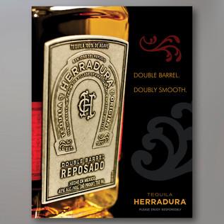 HERRADURA TEQUILA AD CONCEPT