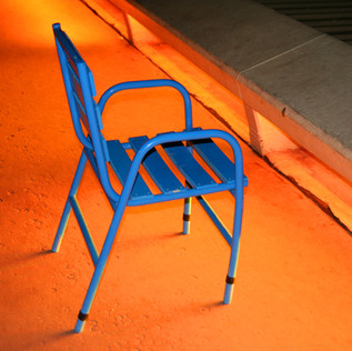 CHAIR - CANNES, FRANCE