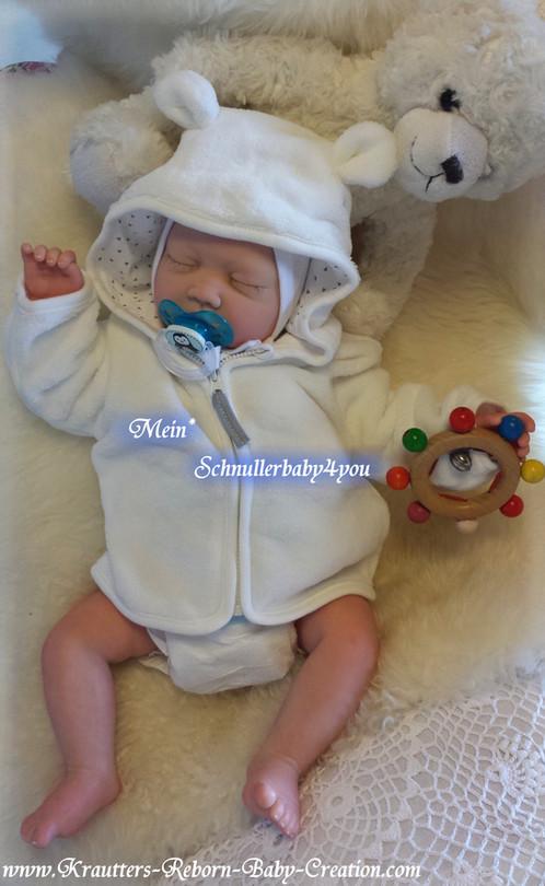 Reborn Baby Finley 9 (Bausatz von U.L Krautter | schnullerbaby4you