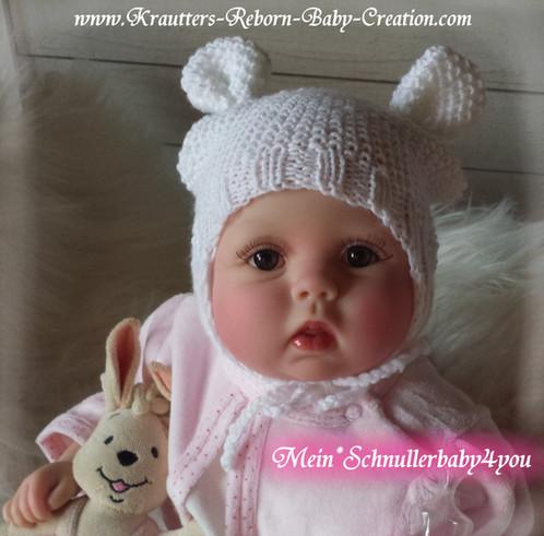 Reborn Baby Lilly-Lou Nr.33 Bausatz von U.L Krautter | schnullerbaby4you