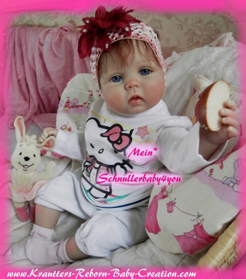 Reborn Baby Lilly-Lou 14 Bausatz von U.L Krautter | schnullerbaby4you
