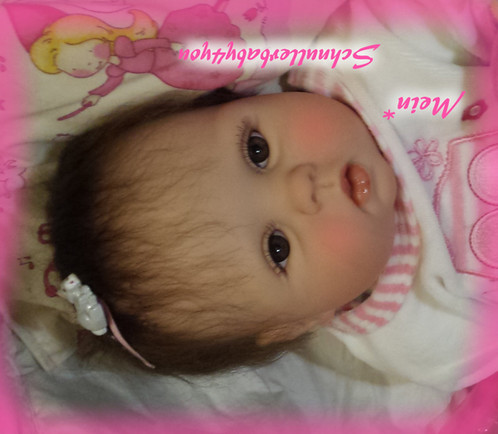 Reborn Baby Lilly-Lou 2 (Bausatz von U.L Krautter) | schnullerbaby4you