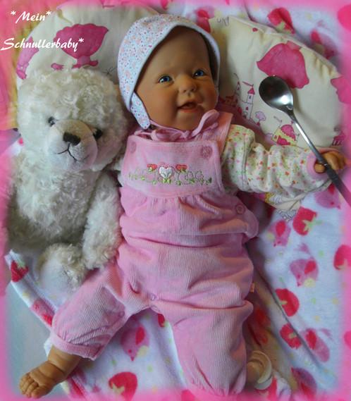 Baby *Lilly-Ann* süße Babypuppe | schnullerbaby4you