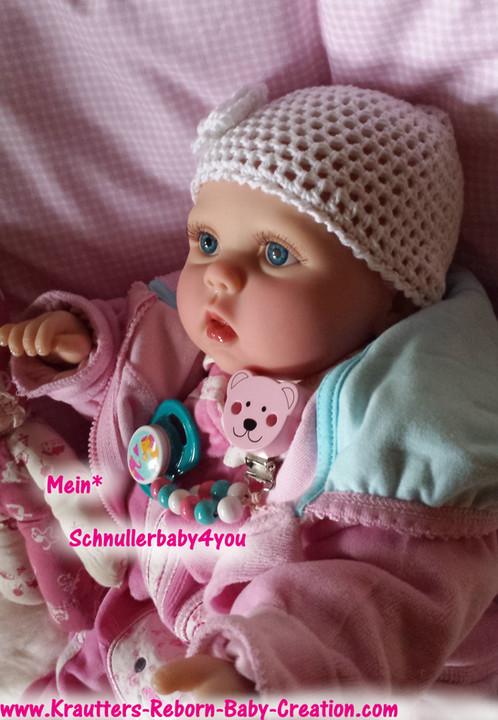 Reborn Baby Lilly-Lou Nr.31 Bausatz von U.L Krautter | schnullerbaby4you