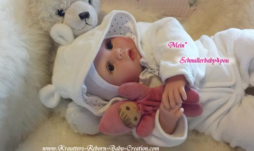 Reborn Baby Lilly-Lou Nr.37 Bausatz von U.L Krautter | schnullerbaby4you