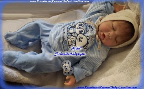 Reborn Baby Noel 2 (Bausatz von U.L Krautter) | schnullerbaby4you
