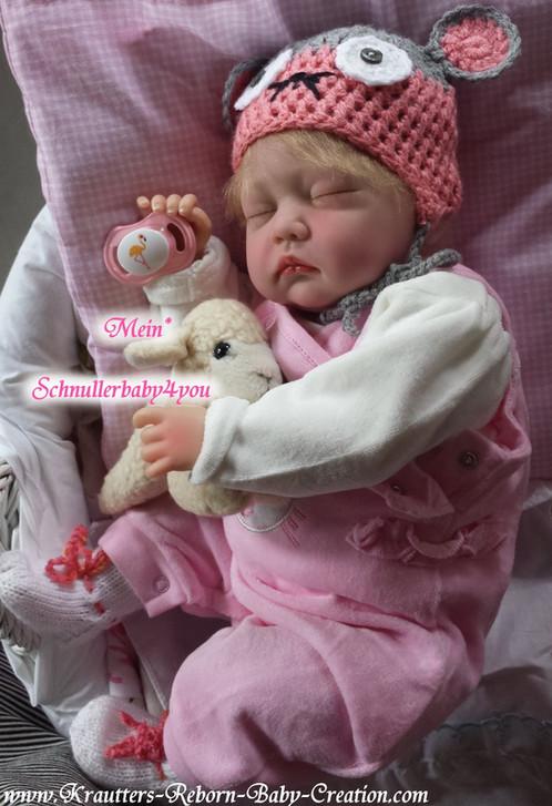 Reborn Baby Mary-Lou 17 Bausatz von U.L Krautter | schnullerbaby4you