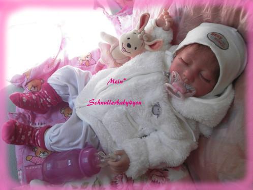 Reborn Baby Jolie 1 (Bausatz von U.L Krautter | schnullerbaby4you