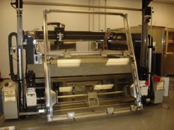 Mask repair machine in lab