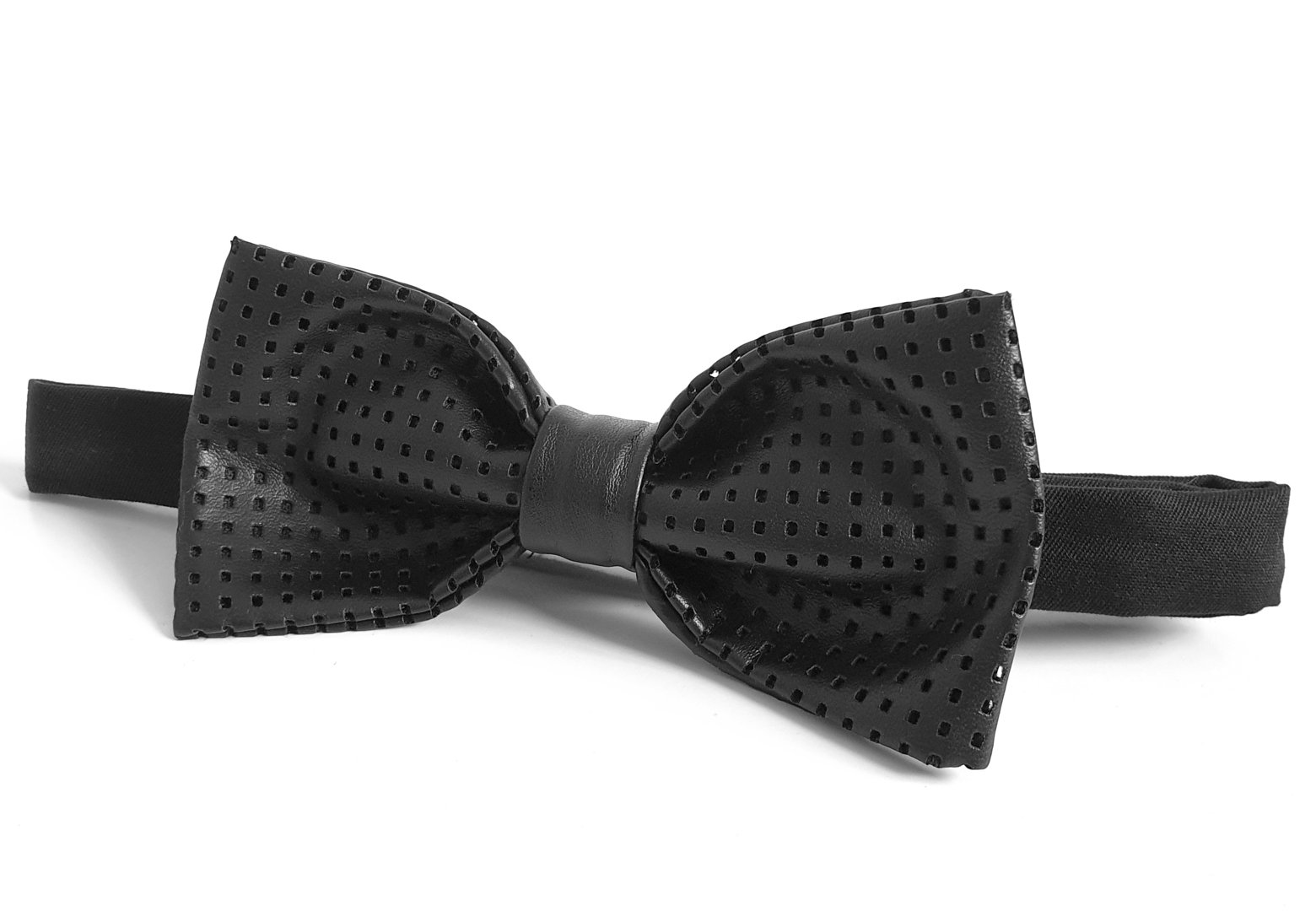 Bow Tie - Net Leather