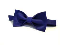 Bow Tie - Blue Chic