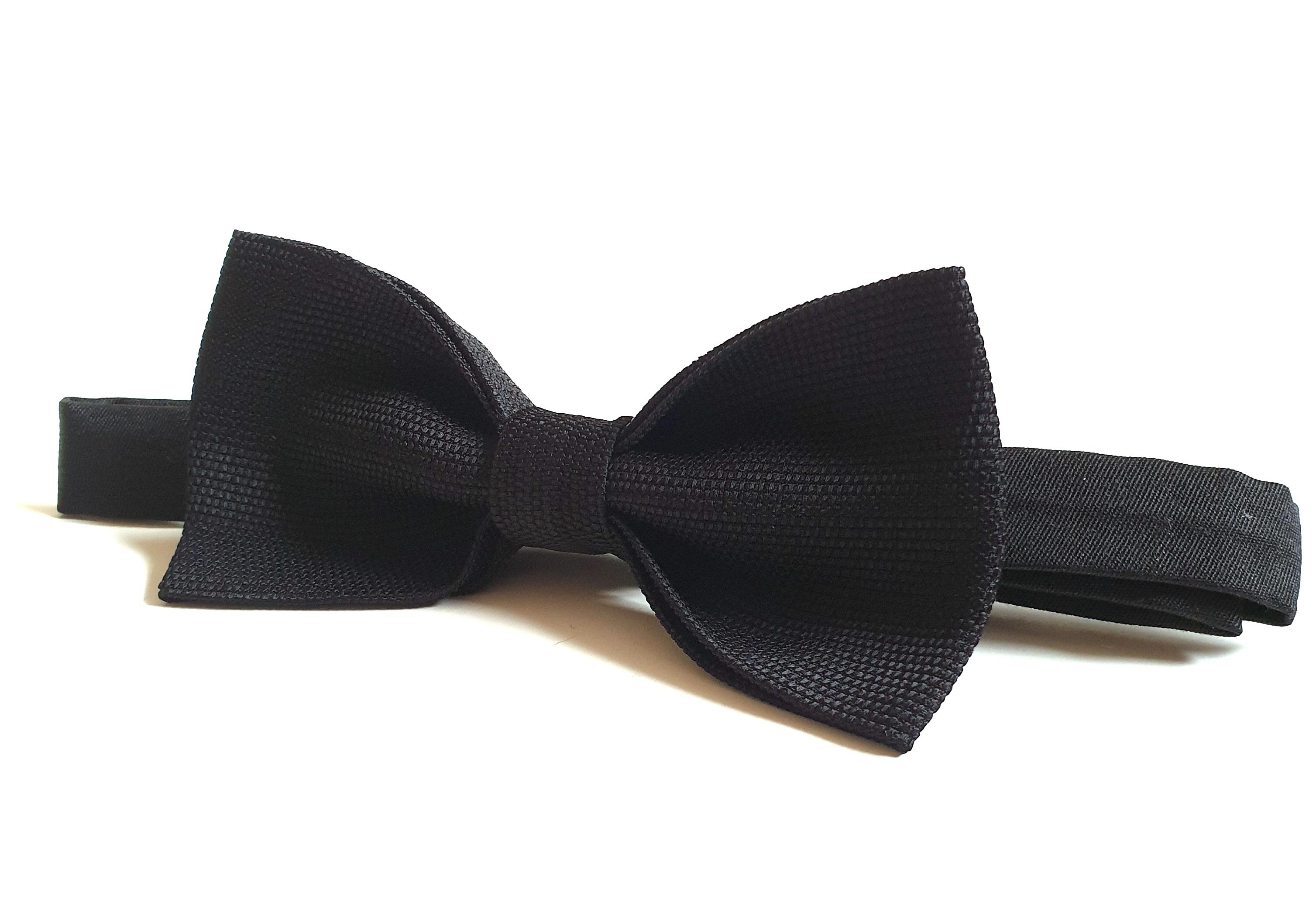 Bow Tie - Black Piqueè